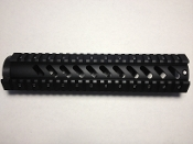 "AR15 Free Float 10"" Quad Rail Hand Guard/Fore End AR-15"
