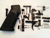 Complete AR-15 Lower Receiver Parts Kit LPK AR15