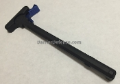 AR15 Charging Handle w/ BLUE Anodized Latch Mil-Spec AR-15