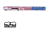 "20"" AR-10 Liberty Limited Edition Upper Red White Blue FLAG AR10"