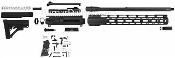 "U-Build Kit AR-15 9mm 16"" Complete AR15 Rifle Kit Glock/Colt"
